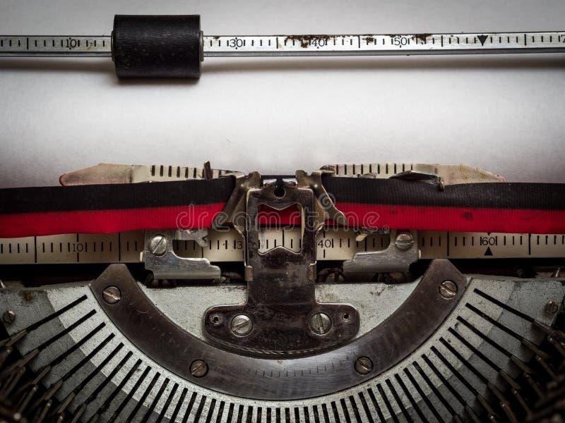 El bloque del programa de escritura fotografía de archivo