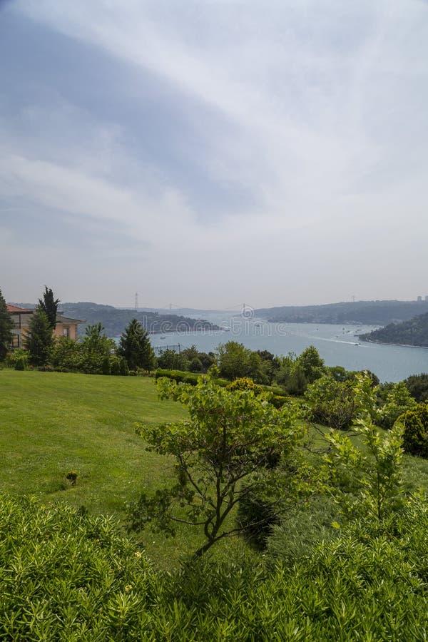 El Bosphorus, Estambul imágenes de archivo libres de regalías