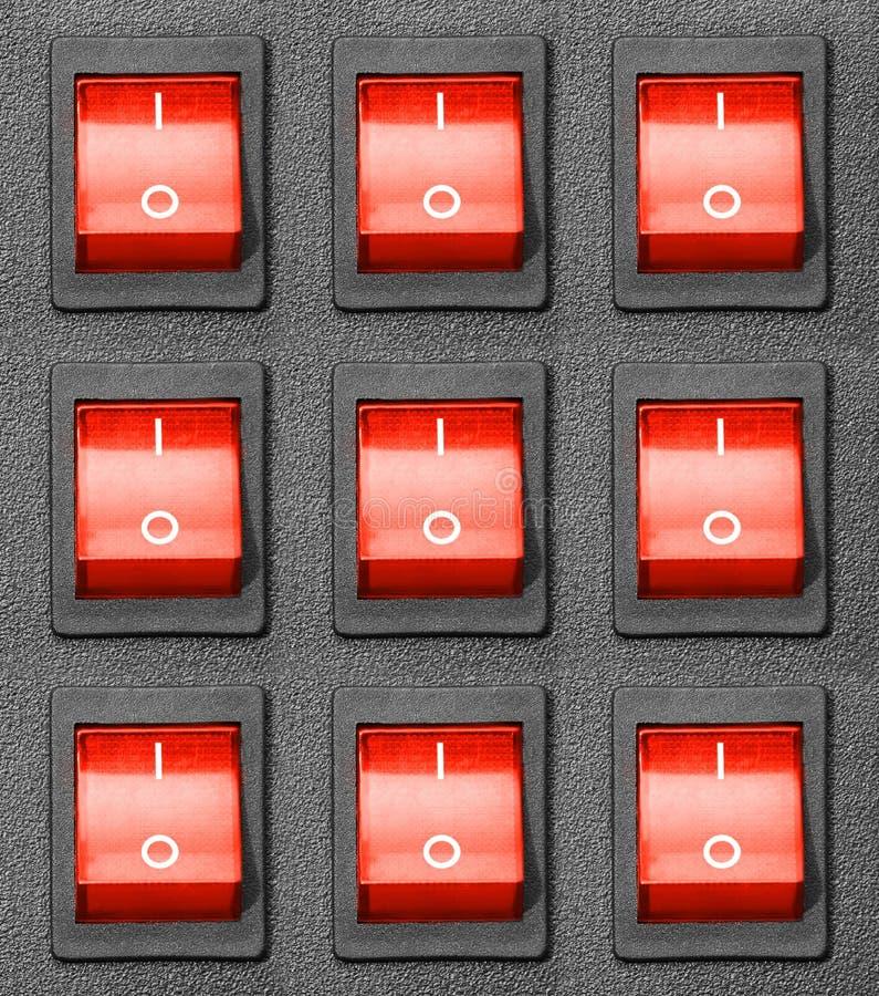 Download El botón foto de archivo. Imagen de dentro, interruptor - 7276300