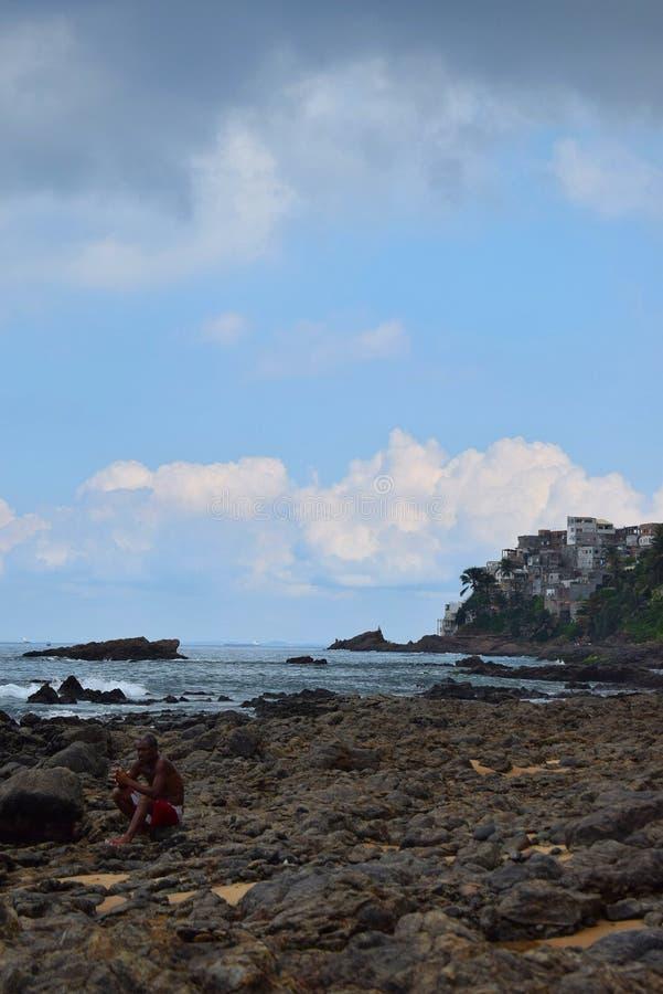 El Brasil, Salvador, Bahía foto de archivo libre de regalías
