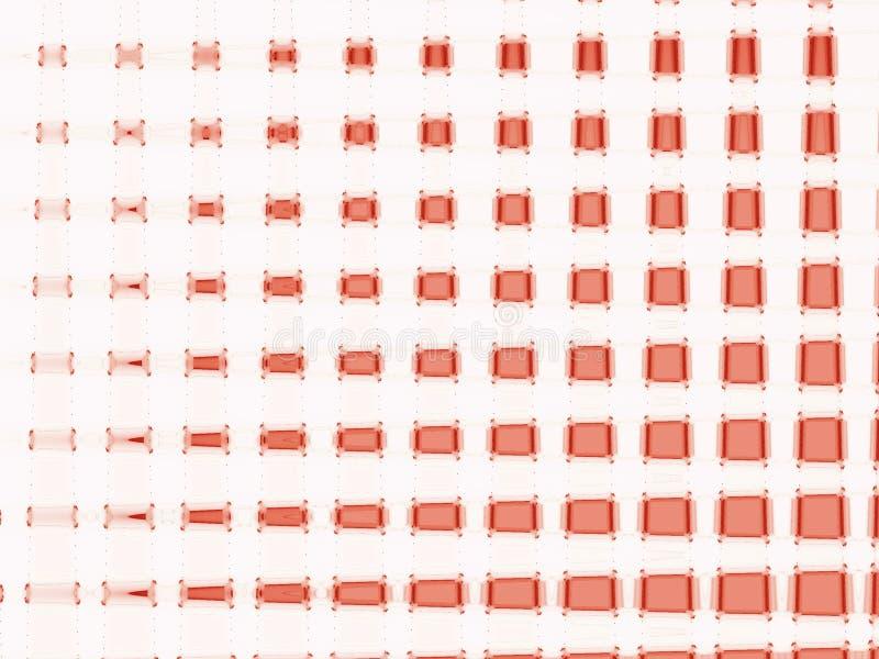 Download El Brillar Intensamente Rojo En Blanco Stock de ilustración - Ilustración de orden, brillante: 1295396