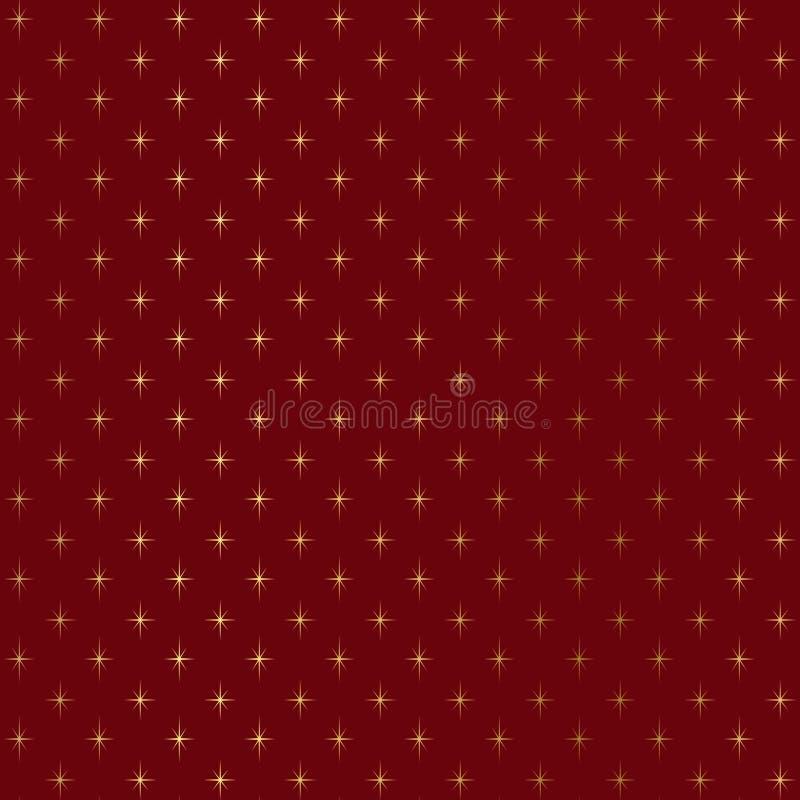 El brillo del oro protagoniza en el fondo de Borgoña, textura del oro Modelo de Borgoña del brillo del oro Papel pintado geométri libre illustration