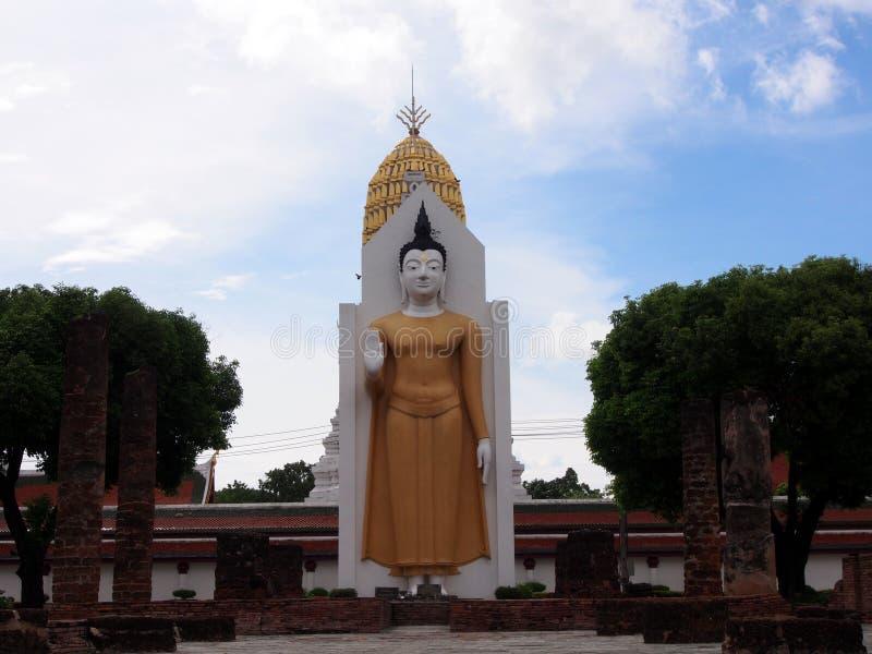 El Buda en Phisanulok, Tailandia imagen de archivo