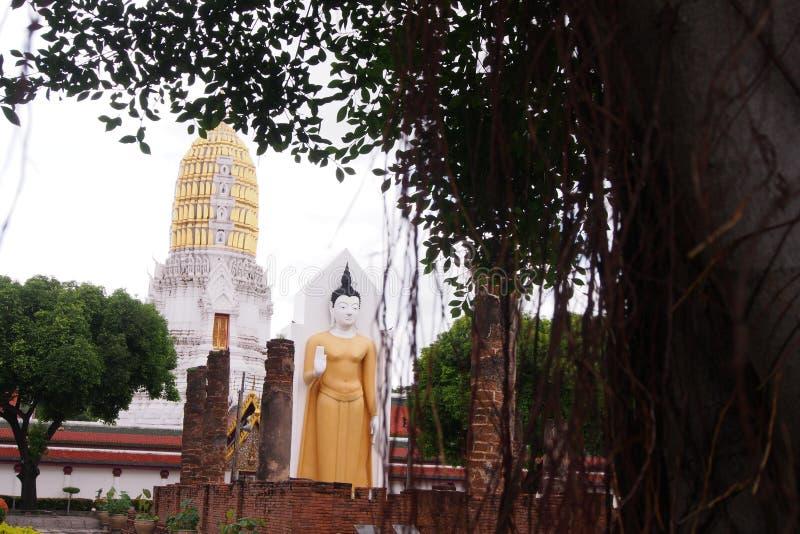 El Buda en Phisanulok, Tailandia fotografía de archivo