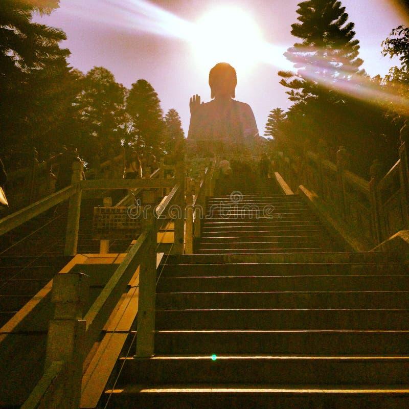 El Buddha grande fotos de archivo