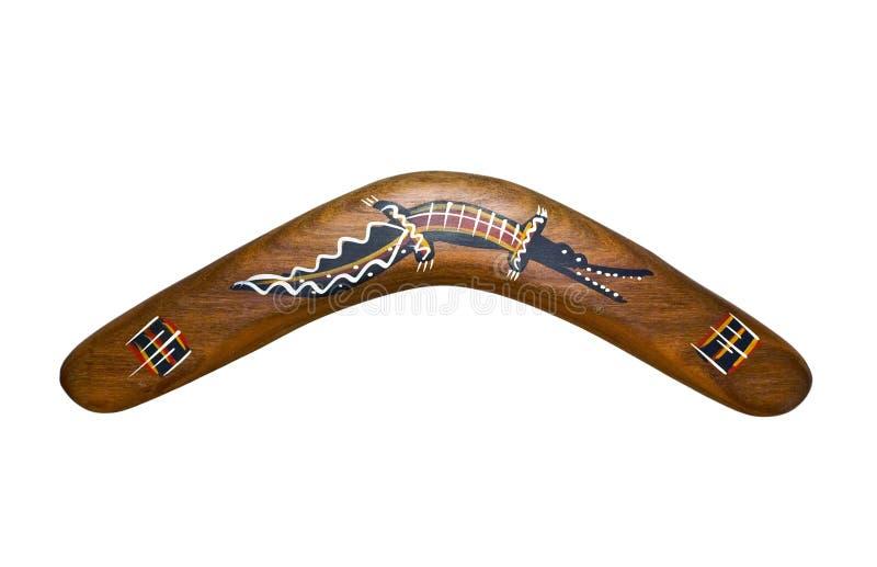 El bumerang stock de ilustración
