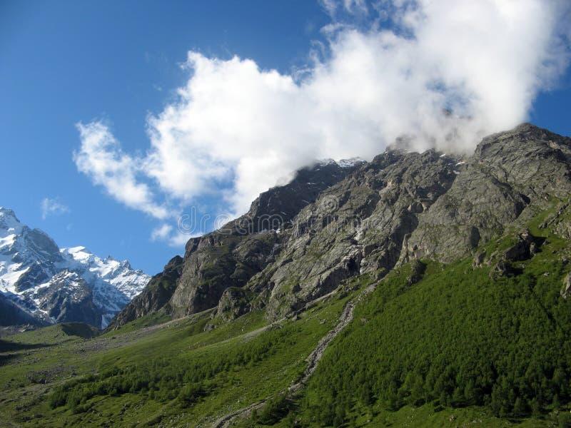 El Cáucaso imagenes de archivo