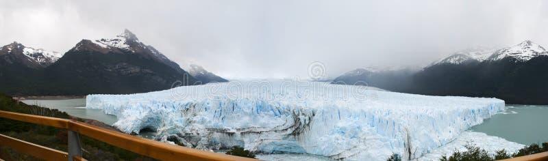 EL Calafate, parque nacional de geleiras, Patagonia, Argentina, Ámérica do Sul imagem de stock