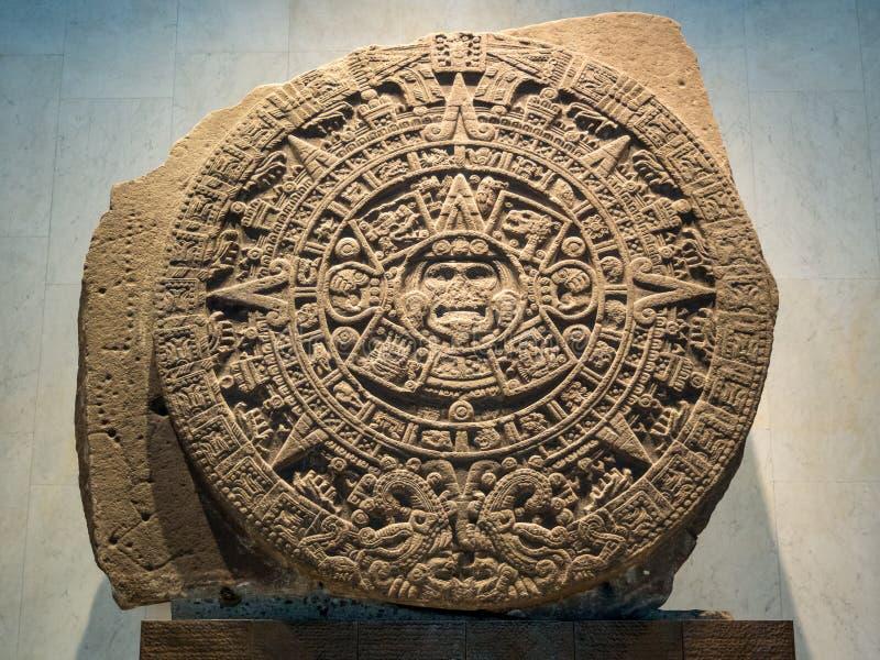 Resultado de imagen para calendario maya y azteca