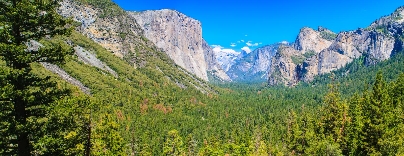 EL Capitan, εθνικό πάρκο Yosemite στοκ φωτογραφίες