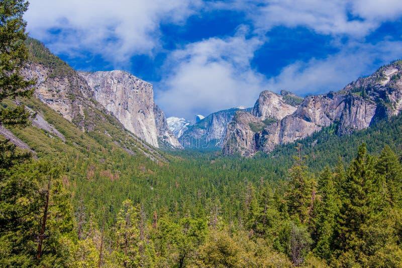 EL Capitan, εθνικό πάρκο Yosemite στοκ φωτογραφία