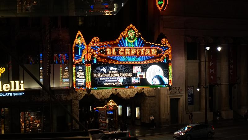 El Capitan royalty free stock photos
