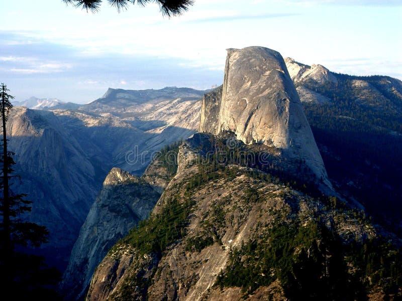 EL Capitan em Yosemite fotografia de stock