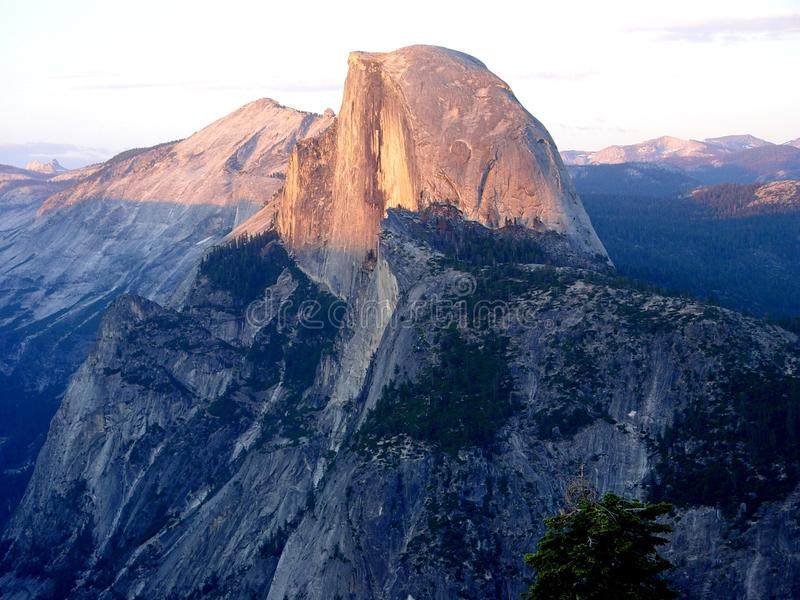 EL Capitan em Yosemite fotos de stock royalty free