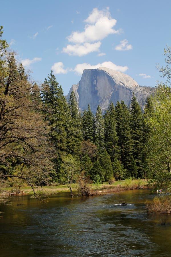 Download El Capitan And Merced River Stock Image - Image of rapids, spring: 38586281