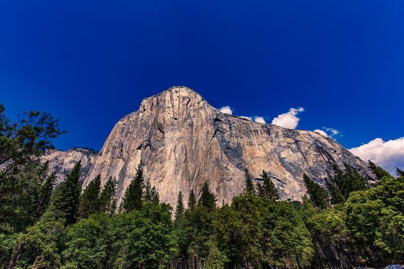 EL Capitan, parque nacional de Yosemite imagem de stock