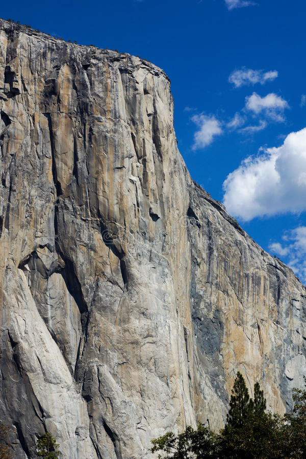 El Capitan - Yosemite stock photography