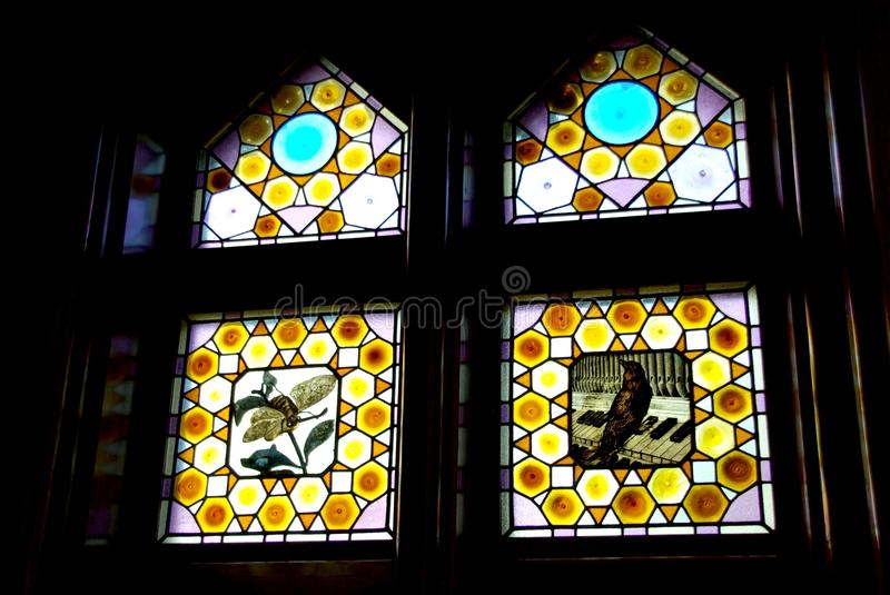 EL Capricho από Gaudi στοκ εικόνα με δικαίωμα ελεύθερης χρήσης