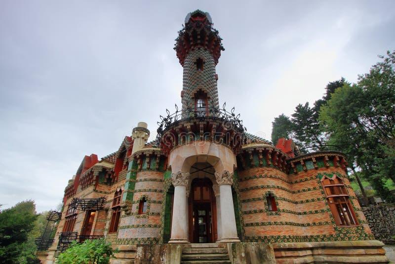 EL Capricho de Gaudii, Comillas στοκ εικόνες με δικαίωμα ελεύθερης χρήσης