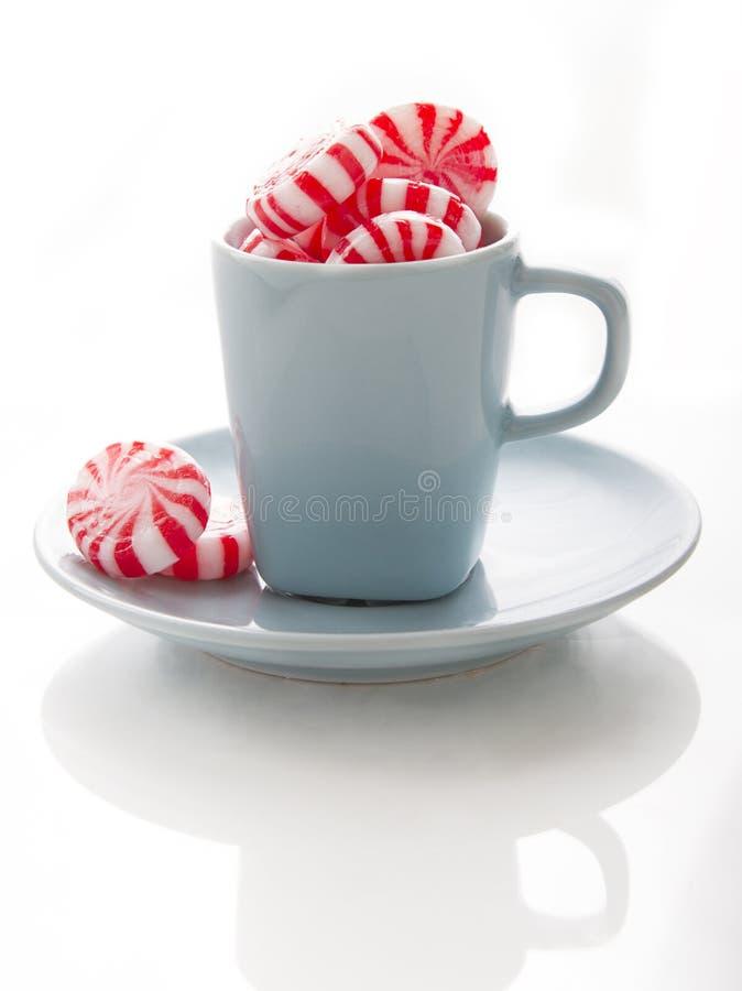 El caramelo de la mañana fotografía de archivo
