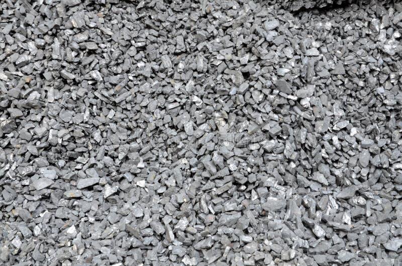 El carbón fino se dispersa y se cubre con polvo imágenes de archivo libres de regalías
