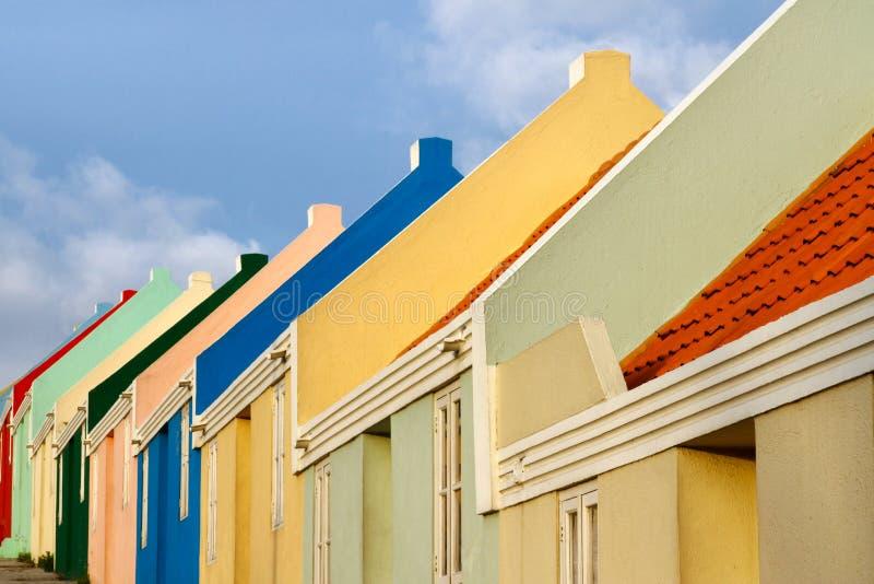 El Caribe coloreado multi fotos de archivo libres de regalías