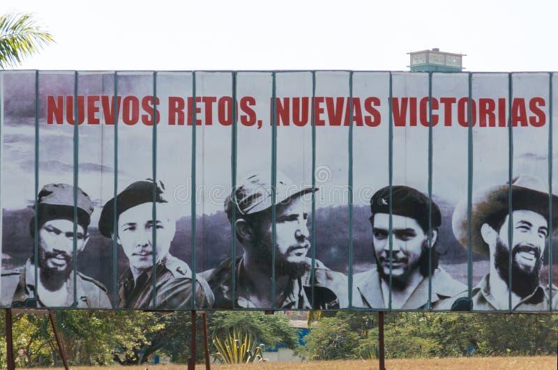El cartel de la propaganda imagenes de archivo