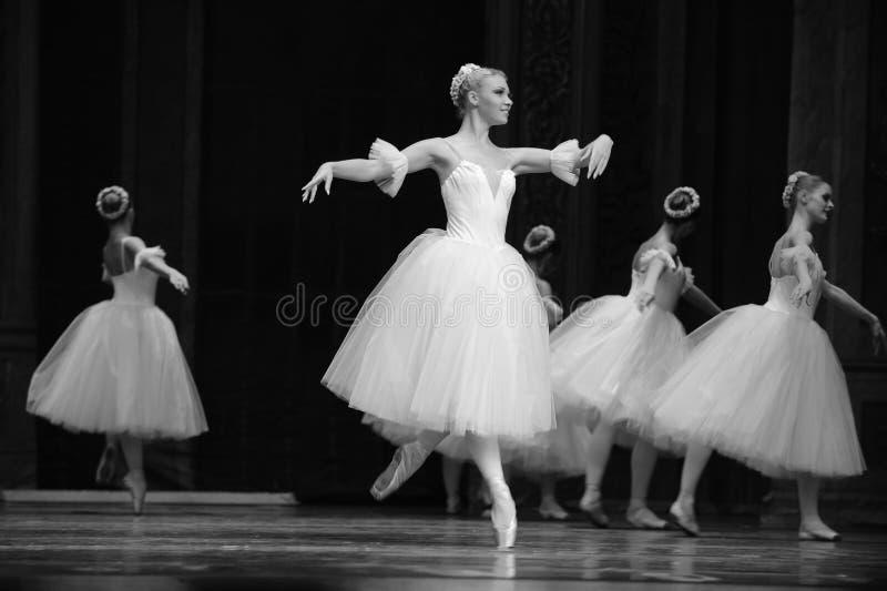 El cascanueces del ballet de la hada- fotos de archivo