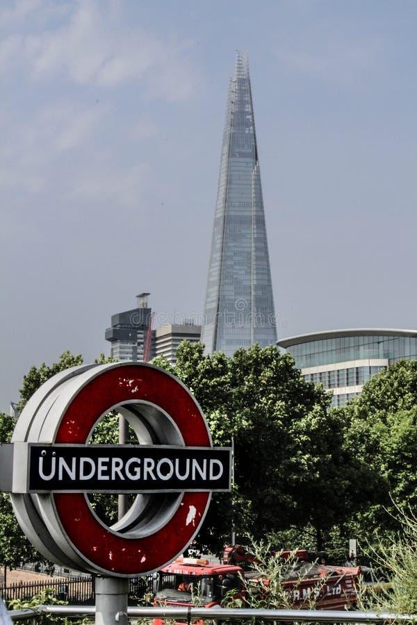 El casco - Londres fotografía de archivo libre de regalías