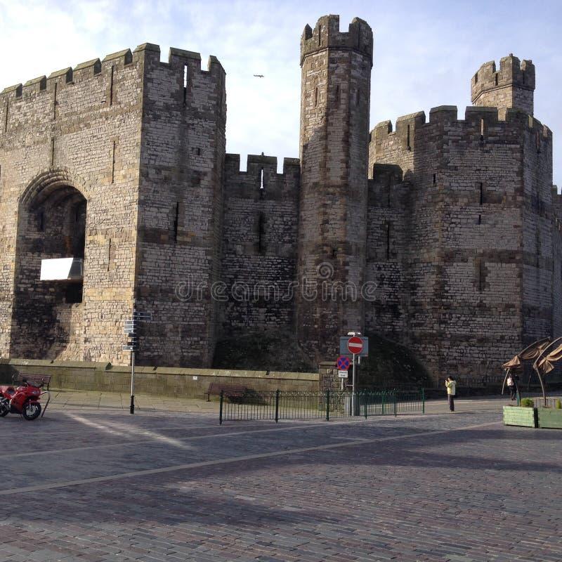 El castillo fotos de archivo libres de regalías