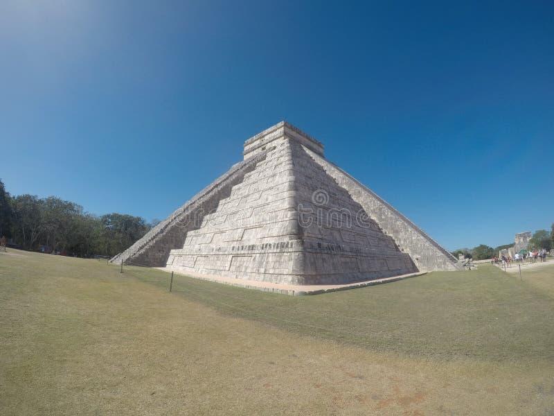 EL Castillo στοκ φωτογραφίες με δικαίωμα ελεύθερης χρήσης
