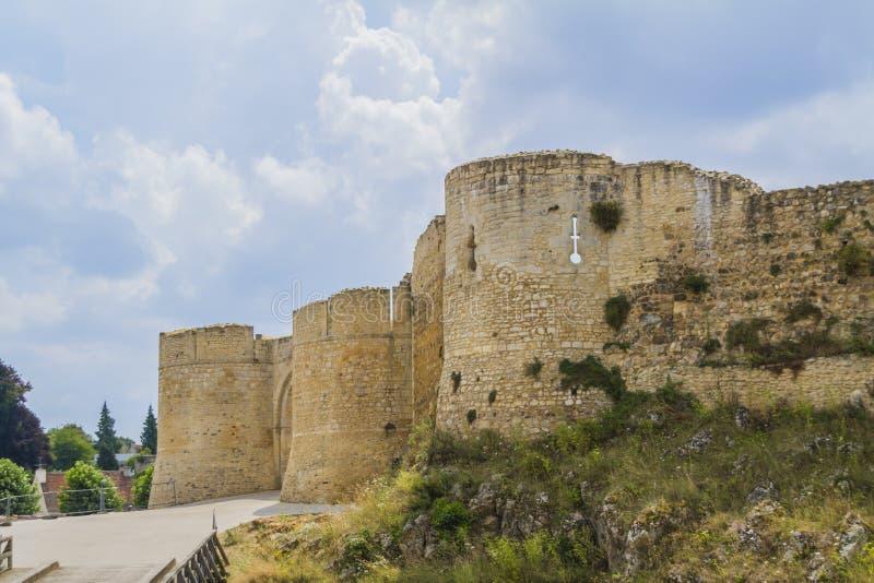 El castillo de Guillermo el conquistador fotografía de archivo libre de regalías