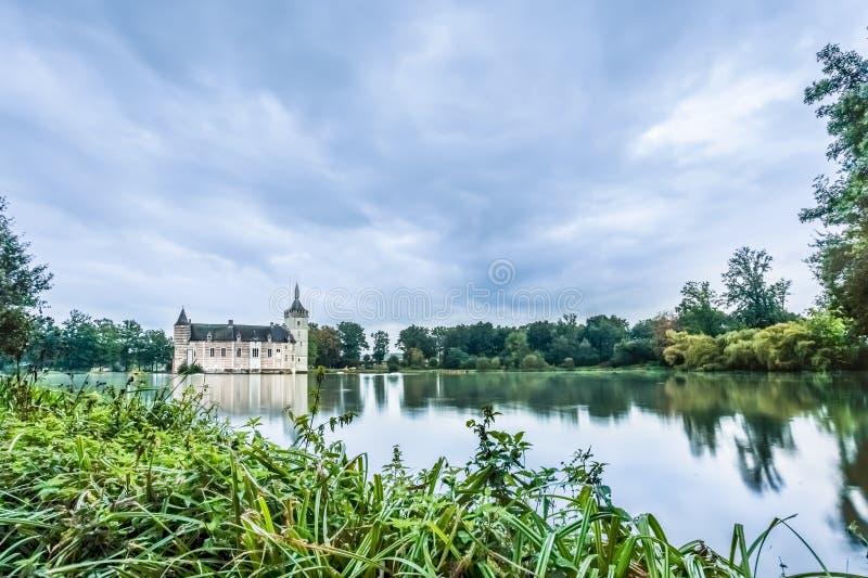 El castillo de Horst fotos de archivo