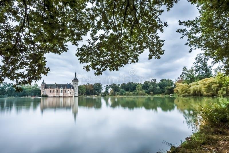 El castillo de Horst foto de archivo
