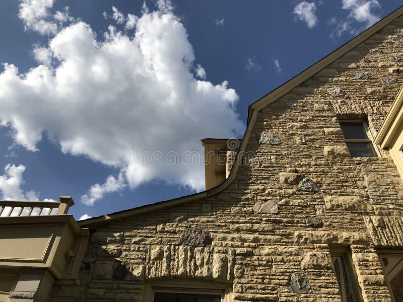 El castillo de piedra imágenes de archivo libres de regalías