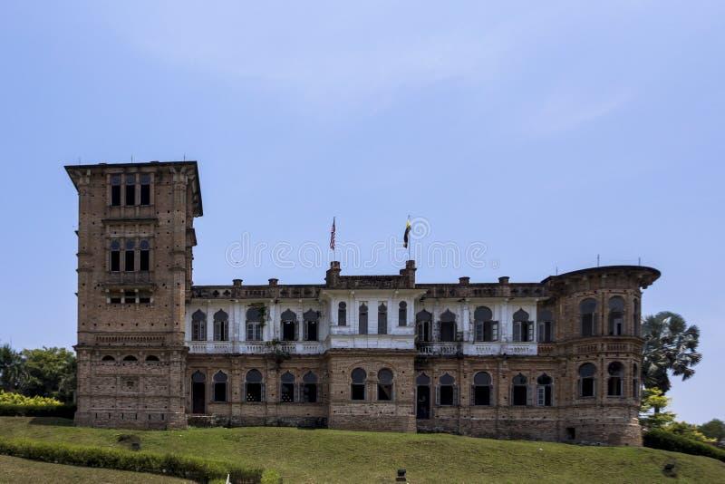 El castillo del ` s de Kellie es un castillo situado en Batu Gajah, Kinta District, Perak, Malasia La mansión inacabada, arruinad fotos de archivo libres de regalías