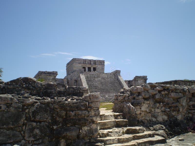 Download El Castillo III stock image. Image of mexican, excursion - 4890005