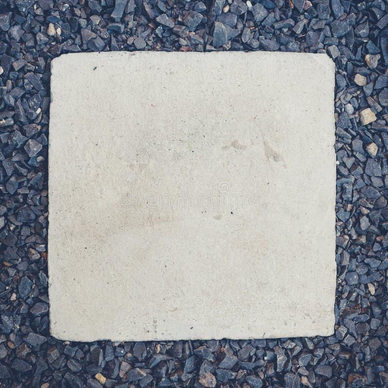El cemento cubre el fondo foto de archivo
