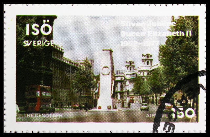 El cenotafio fotos de archivo libres de regalías