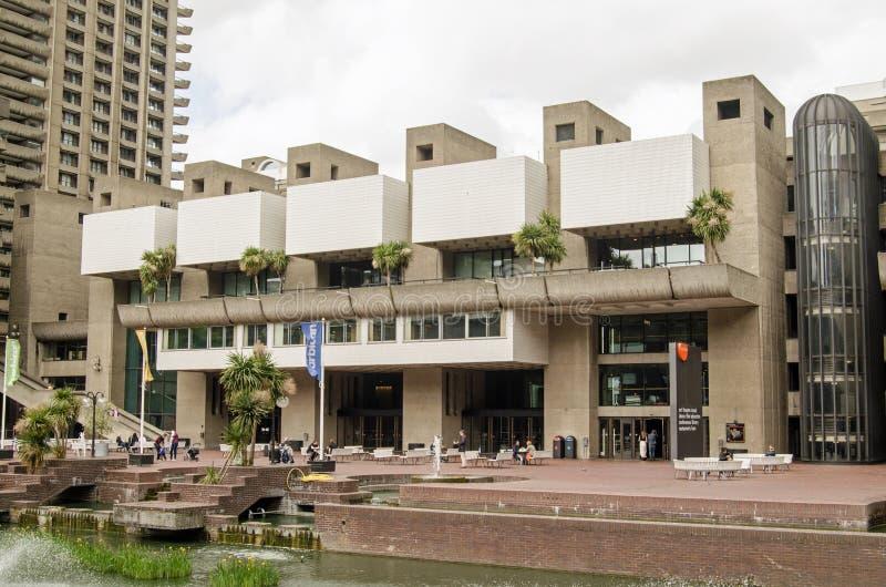 Download El Centro De Los Artes De La Barbacana, Ciudad De Londres Imagen de archivo editorial - Imagen de lugar, editorial: 41904689