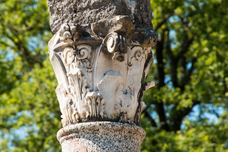 Download El Chalet De Hadrian, Chalet Del Roman Emperor El ', Tivoli, Fuera De Roma, Italia, Europa Imagen de archivo - Imagen de emperador, italiano: 64211641