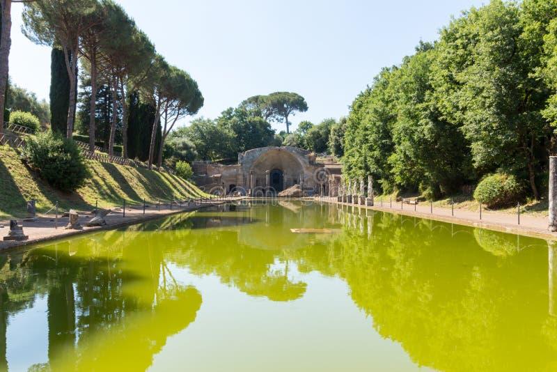 Download El Chalet De Hadrian, Chalet Del Roman Emperor El ', Tivoli, Fuera De Roma, Italia, Europa Imagen de archivo - Imagen de imperio, hadrian: 64213045