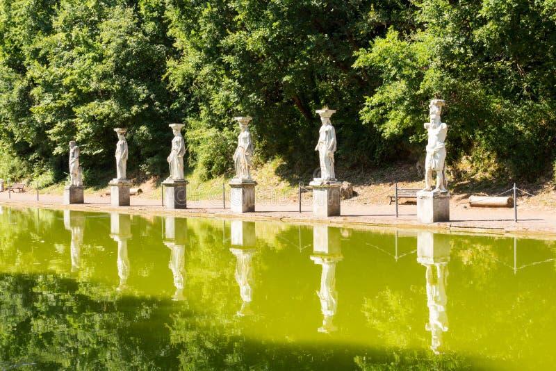 Download El Chalet De Hadrian, Chalet Del Roman Emperor El ', Tivoli, Fuera De Roma, Italia, Europa Imagen de archivo - Imagen de palatine, cubo: 64213319