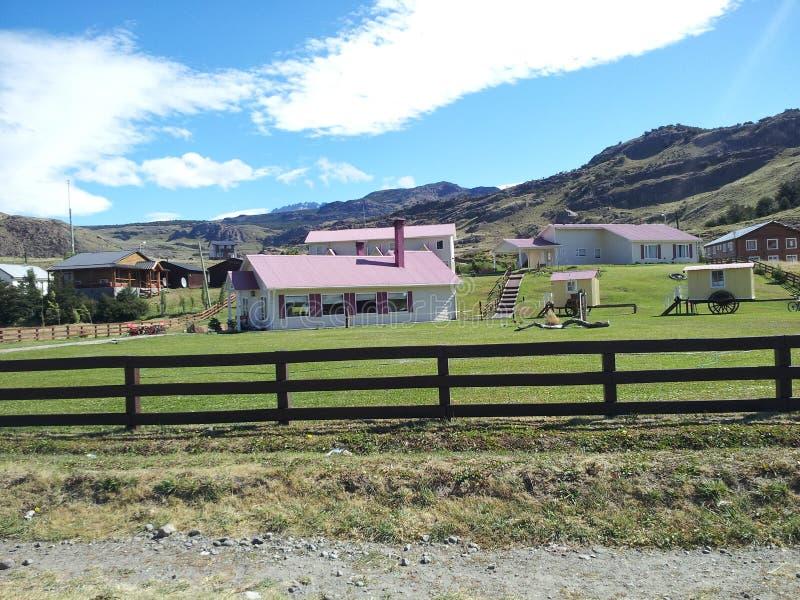 Download El chalten town stock photo. Image of argentinian, nice - 39511978