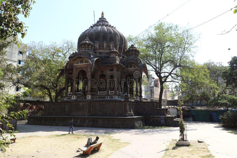 El Chhattris de Indore fotografía de archivo libre de regalías