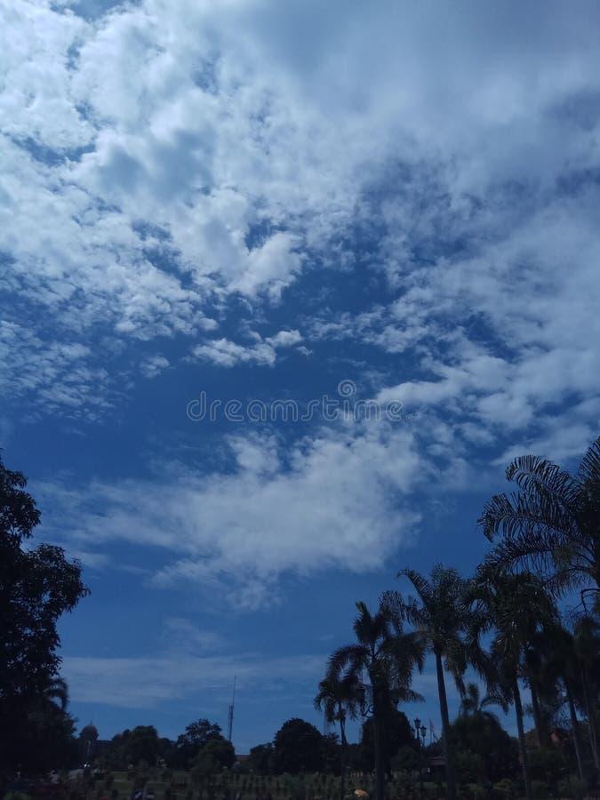 El cielo fotos de archivo libres de regalías