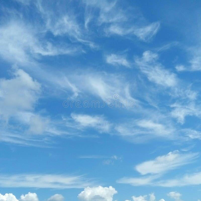 El cielo fotografía de archivo