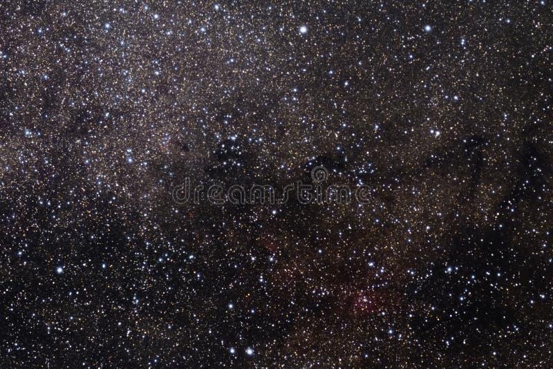 El cielo de la estrella una textura del fondo, galaxias en el cielo nocturno Imagen de los gráficos del cielo de la estrella libre illustration