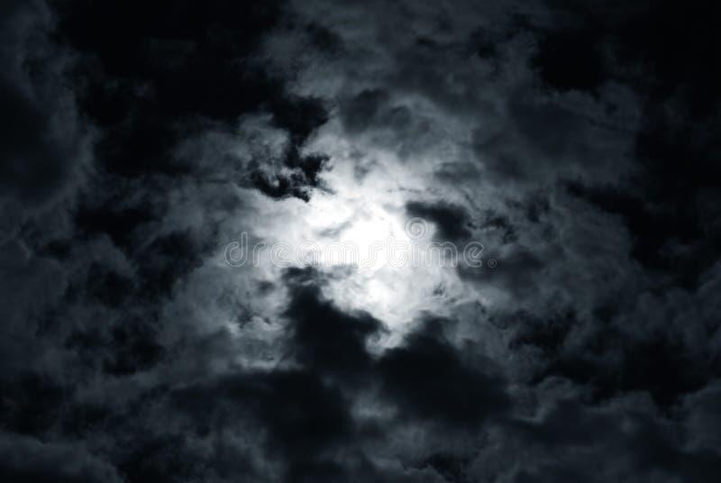 Download El cielo negro foto de archivo. Imagen de glowing, cielo - 17493494