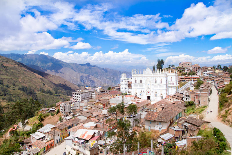 Download El Cisne Cathedral At Ecuador Royalty Free Stock Images - Image: 26852149